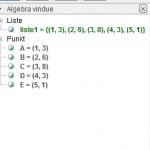 Pindediagram-Algebravindue