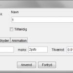 Animation-skyder-t